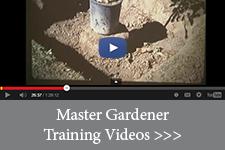 Master Gardener Training Videos